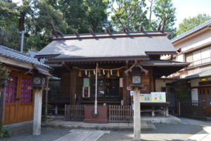 吹上稲荷神社