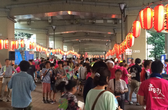 音羽夏祭り2015