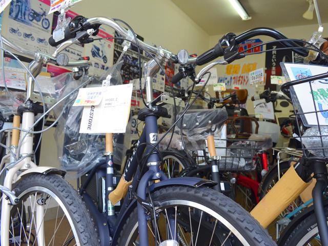 加藤モータース/護国寺・自転車