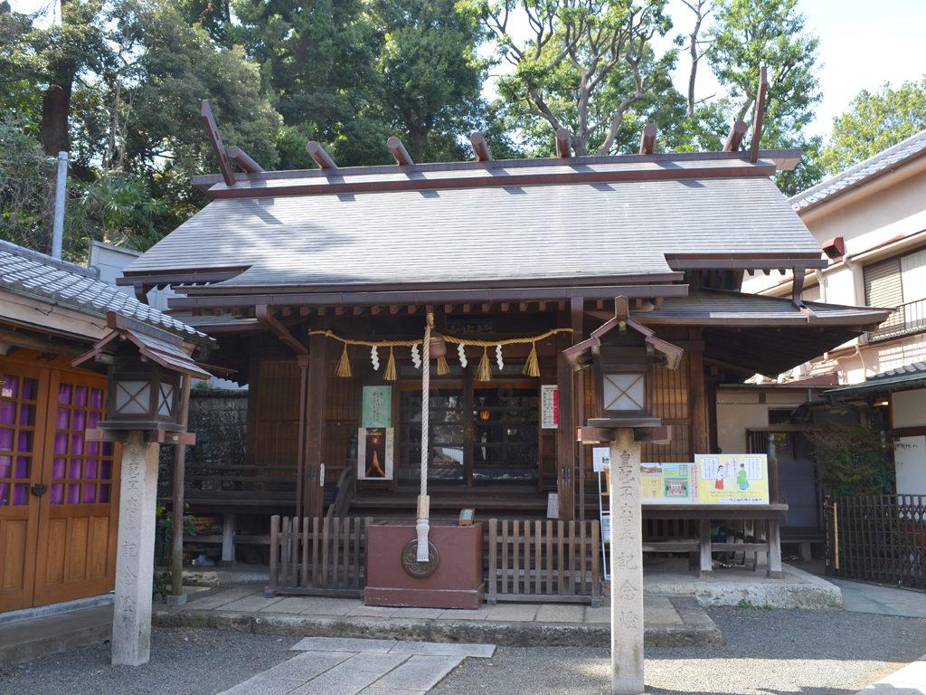 大塚稲荷神社