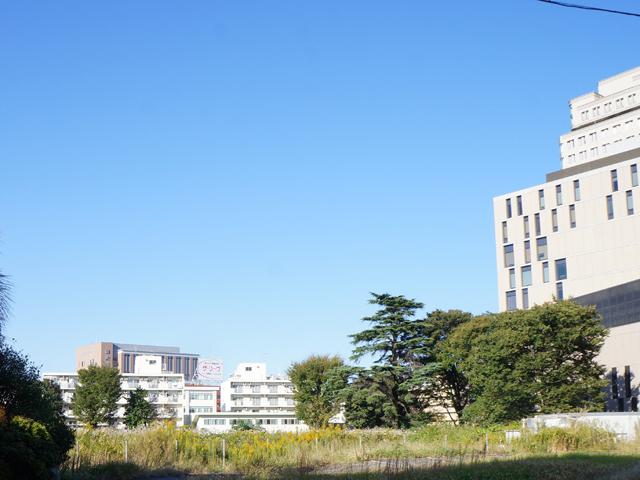 東京大学医学部附属病院分院跡地