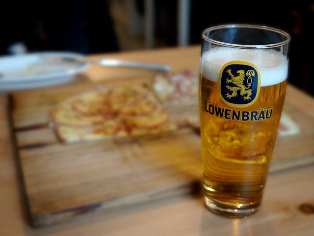 目白台レッカーマウルのビール