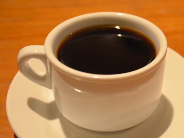 江戸川橋ユルカフェコーヒー