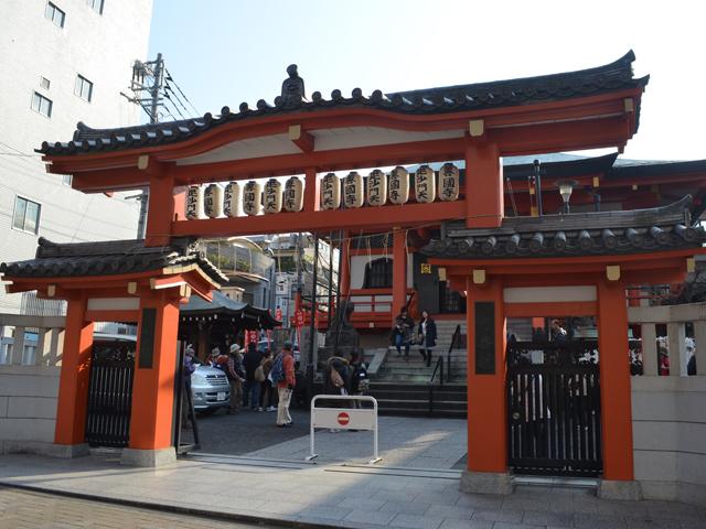善国寺-神楽坂散歩