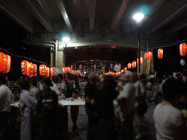 音羽夏祭り2016(護国寺)