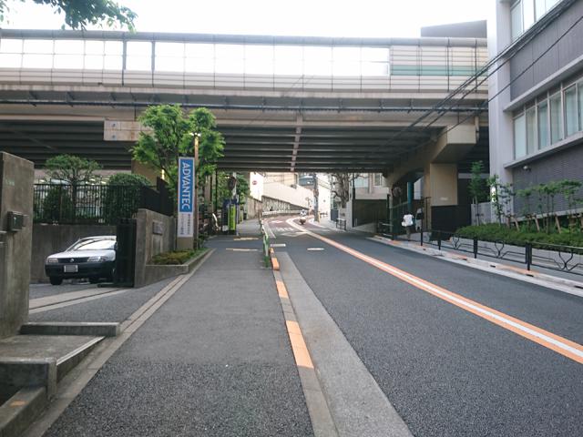 文京区 三丁目坂