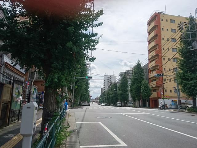 文京区 清戸坂