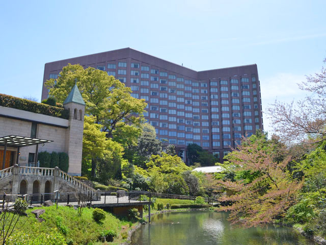文京区には椿山荘がある!東京の真ん中で一流の庭園とホテルを体感できる場所