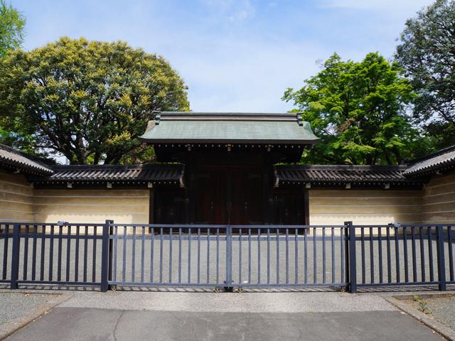 文京区豊島岡墓地