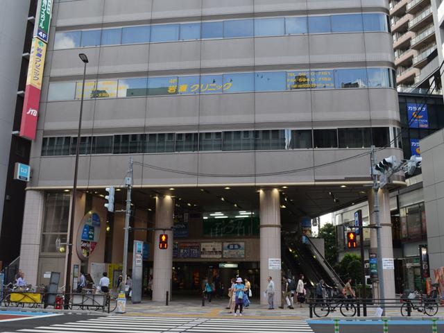東京メトロ茗荷谷駅