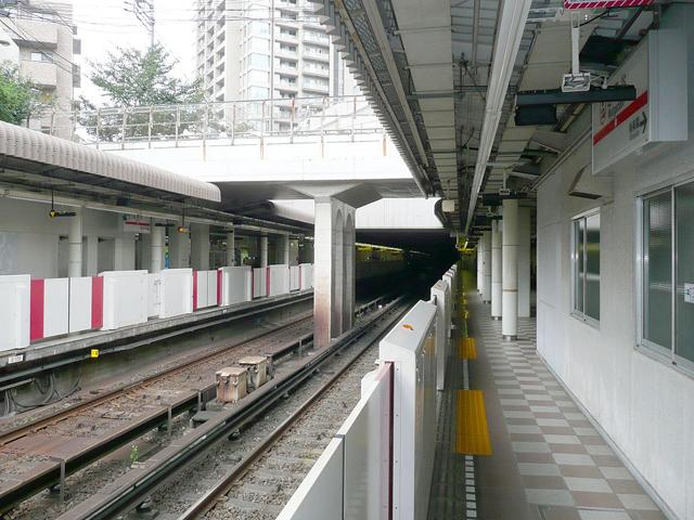 東京メトロ丸の内線「茗荷谷駅」