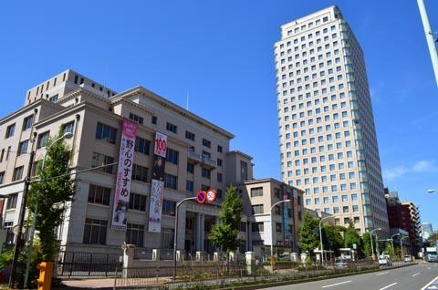 講談社、日本を代表する三大出版社の一つです