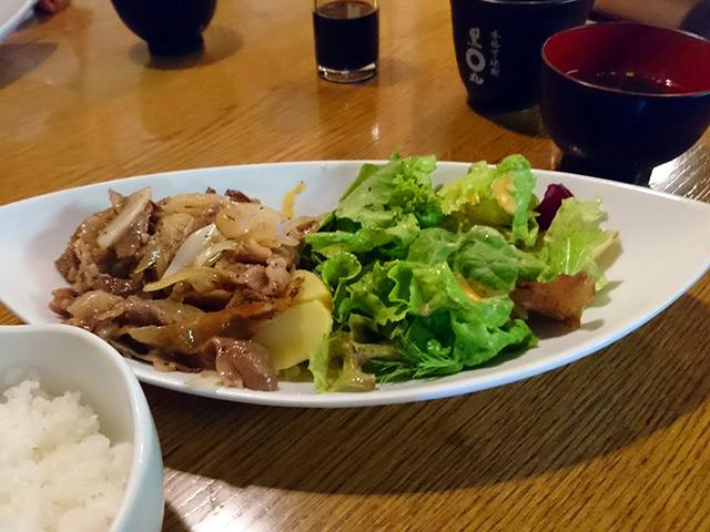 焼肉定食(こよい)