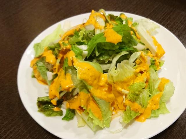 野菜サラダ/護国寺シルザナ