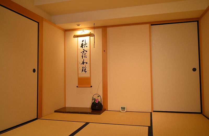 茶室/音羽画廊