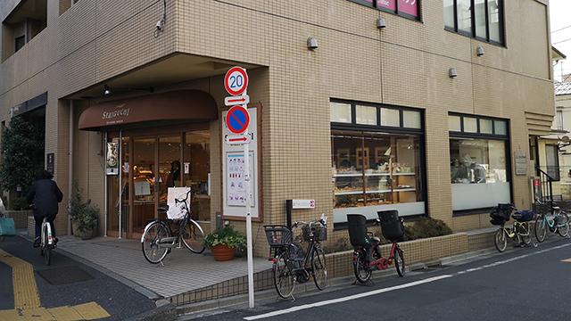 関口ベーカリー/バンドリ!聖地巡礼