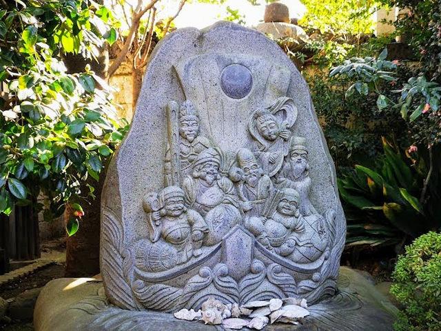 七福神(真珠院)/小石川七福神