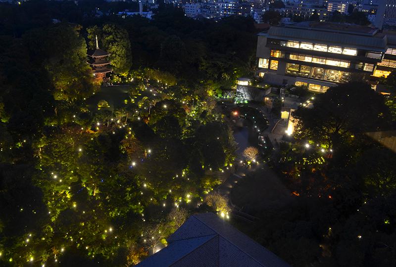 GoToトラベルキャンペーンで「ホテル椿山荘東京」に泊まってきました!